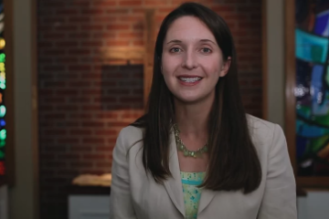 Dr. Amy Peeler, Wheaton College - Statement of Faith Video