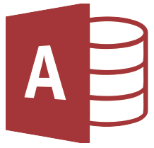 The Microsoft Access Logo