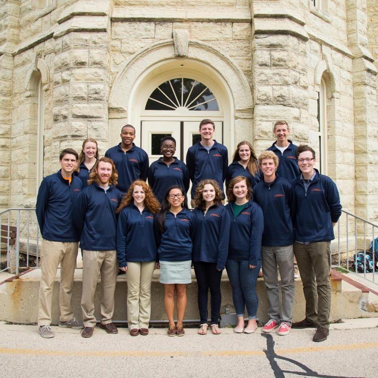 Wheaton College IL Campus Tour Guides - Dekes