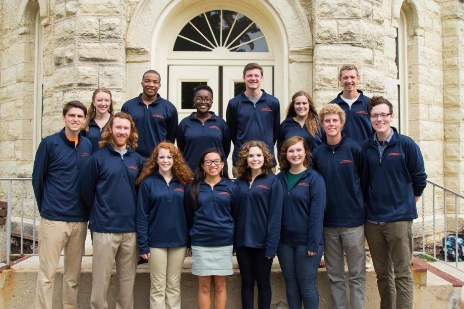 Diakonoi Wheaton College IL Student Tour Guides