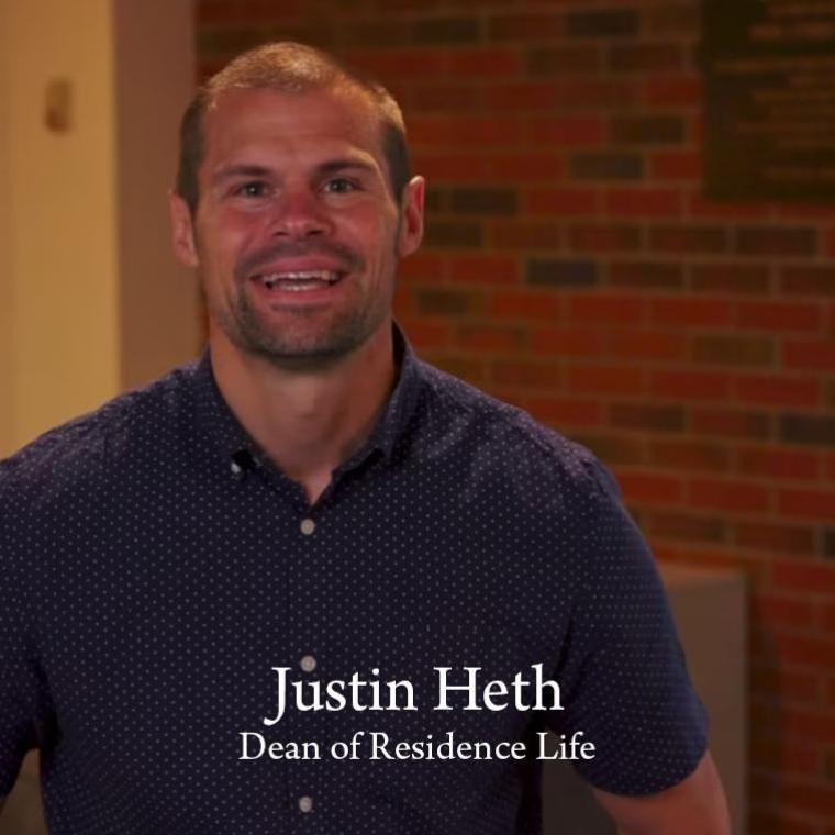 Justin Heth