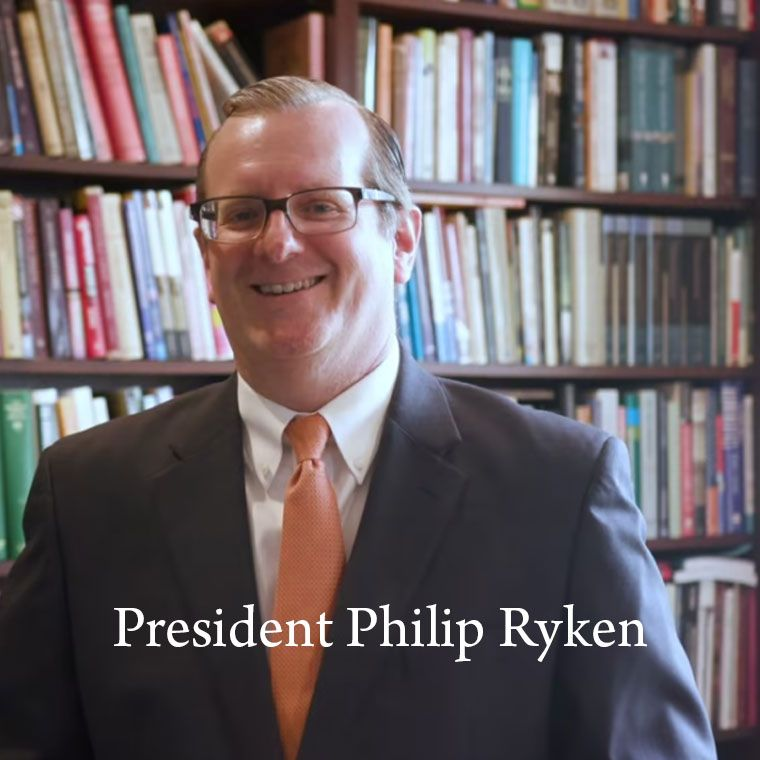 Wheaton College President Philip Ryken - Letters from Wheaton