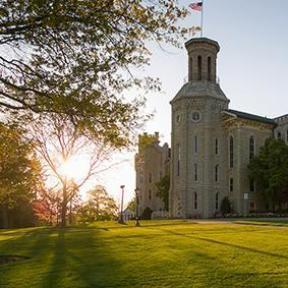 Blanchard Hall Wheaton College IL