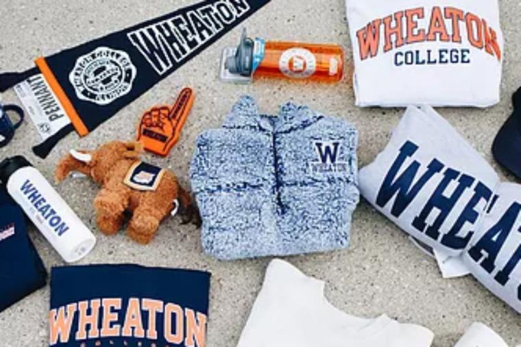 Wheaton College IL Swag