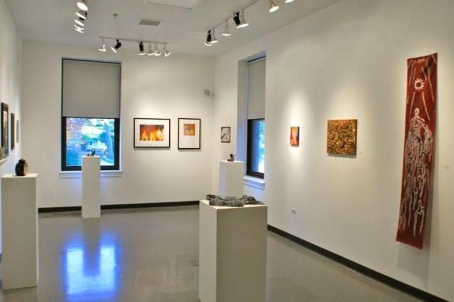 Walford Art Gallery Wheaton College