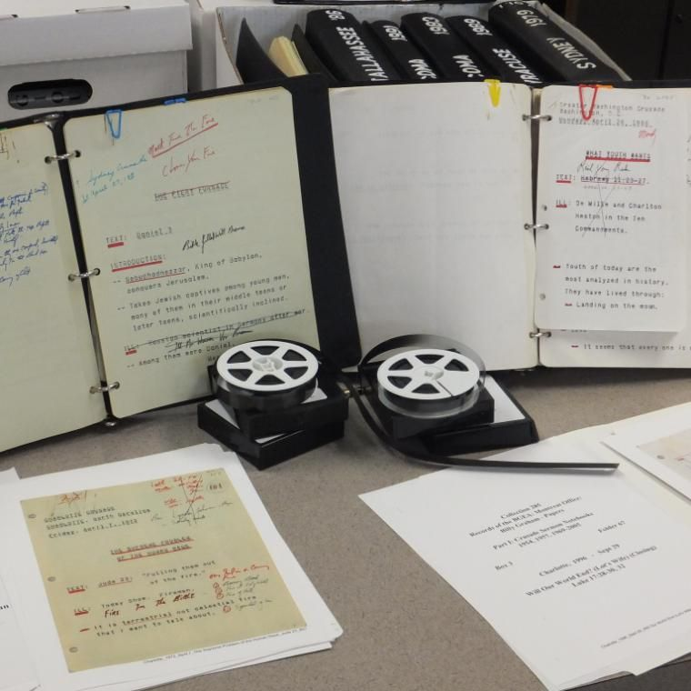Microfilm and Document Display