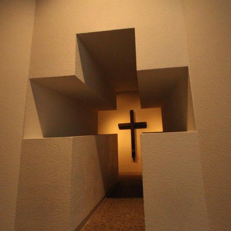 Billy Graham Center Museum Cross