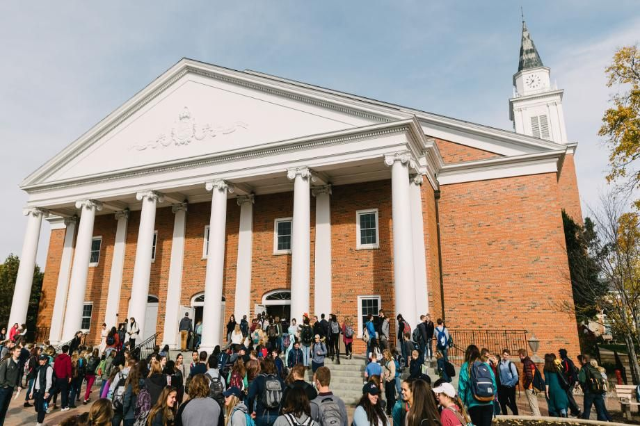 Edman Chapel Wheaton College