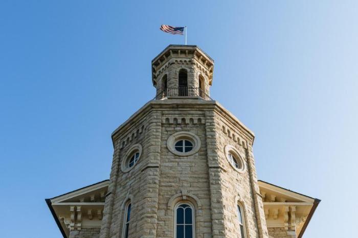 Blanchard Hall Tower