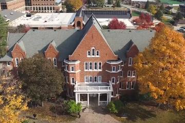 Williston Hall Wheaton College IL
