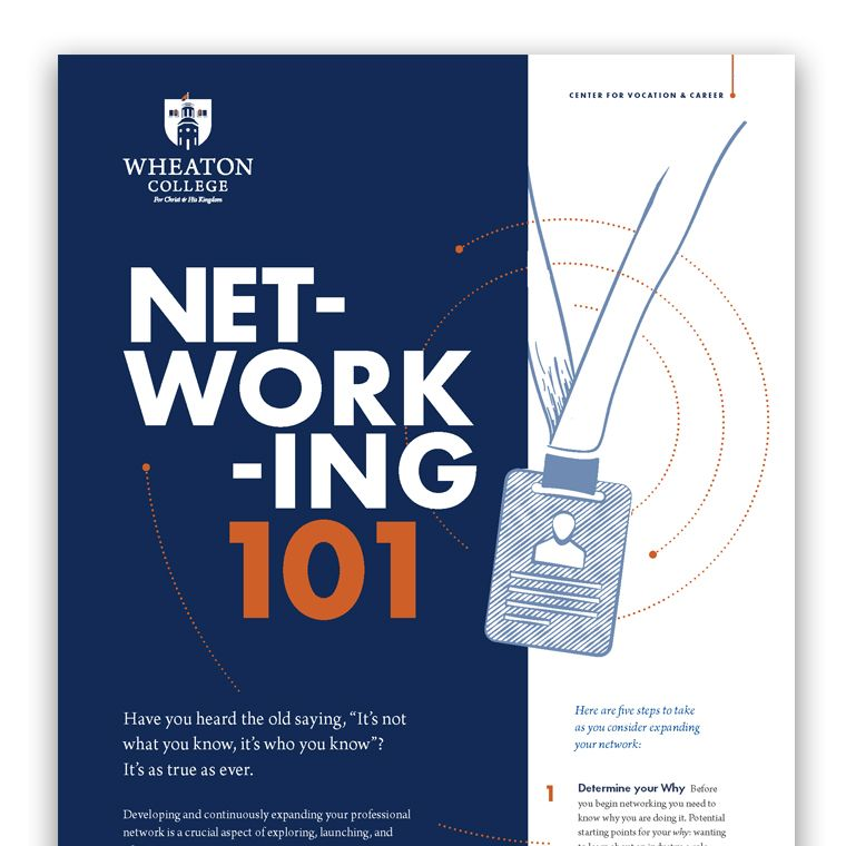 Networking 101 760 x 760