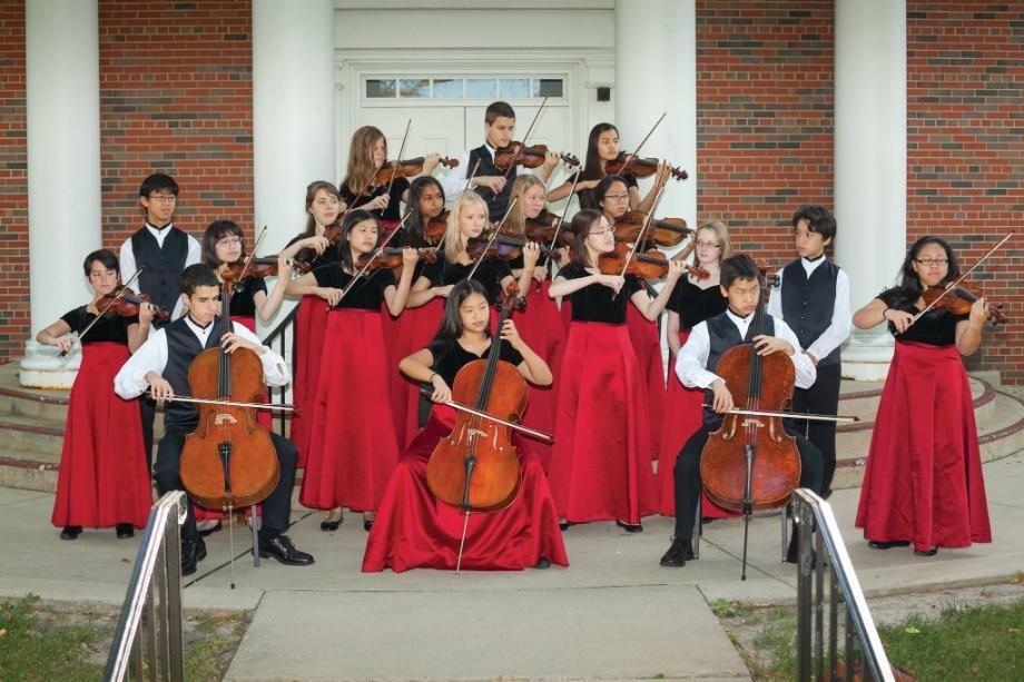 Community School of the Arts String Players