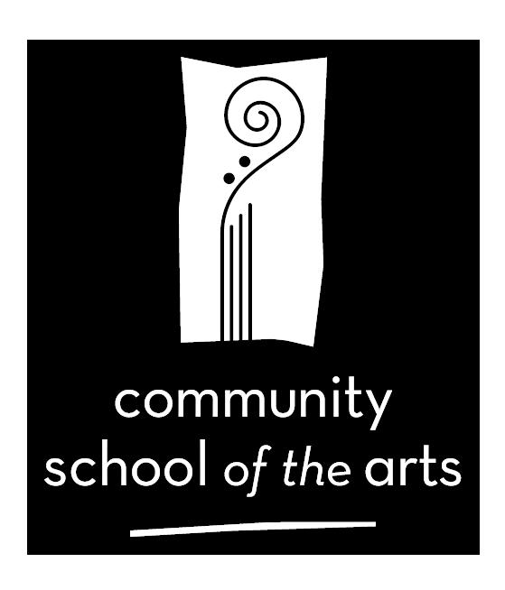 Community School of the Arts at Wheaton College Logo