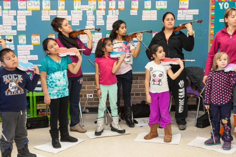 Coda Group Violin Community School of the Arts Page Variant