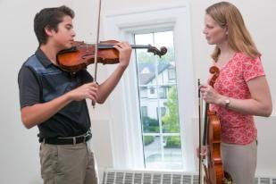 CSA Violin Students