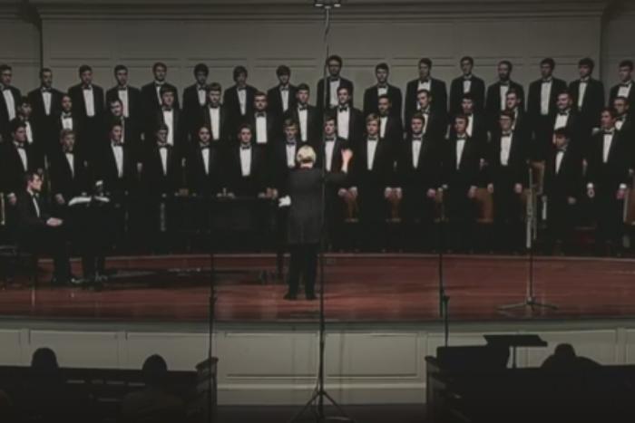 Wheaton College Men's Glee Club Video Thumb