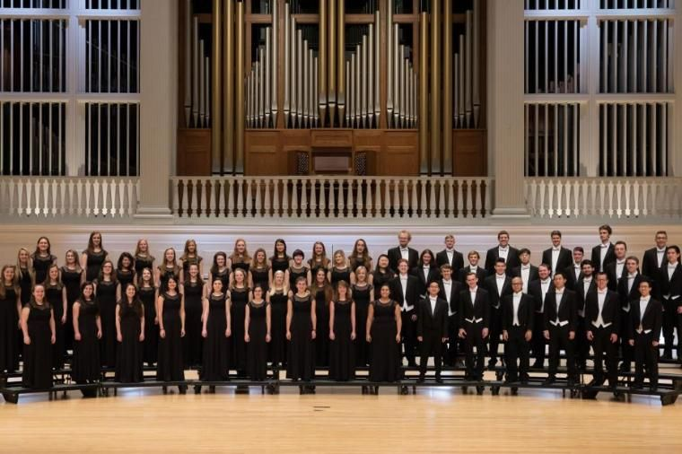Concert Choir Our People Variant