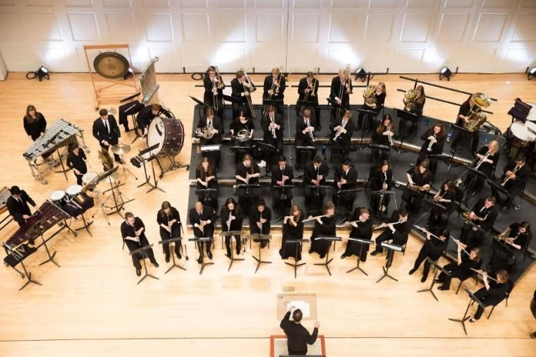 Symphonic Band Our People Variant