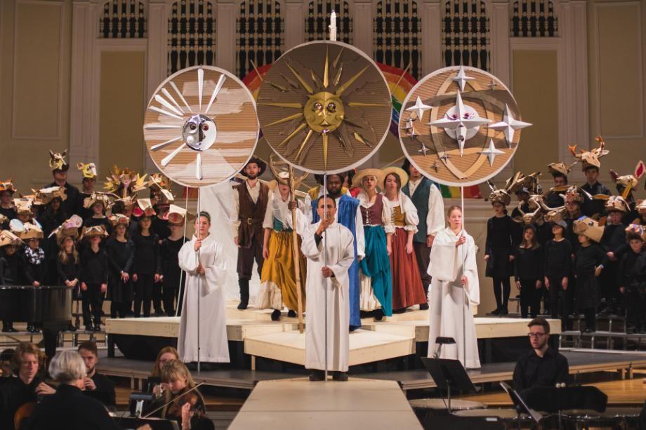 Wheaton College Opera Mainstage Noye's Fludde