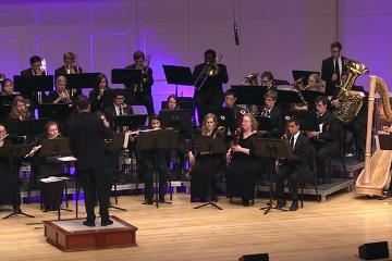 Wheaton College IL Symphonic Band