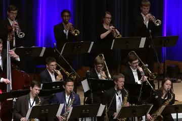 Wheaton College IL Jazz Ensemble