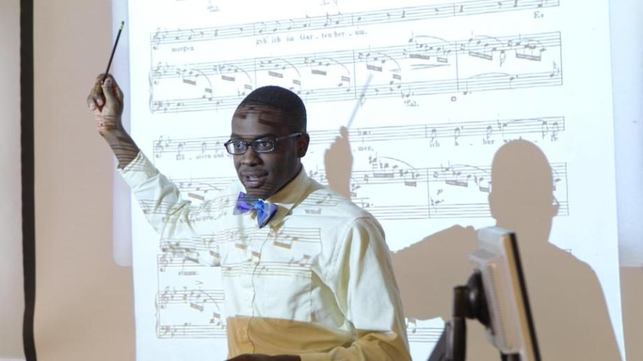 Shawn Okpebholo, Conservatory of Music Professor, Wheaton College IL