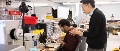 Wheaton College Engineering Lab