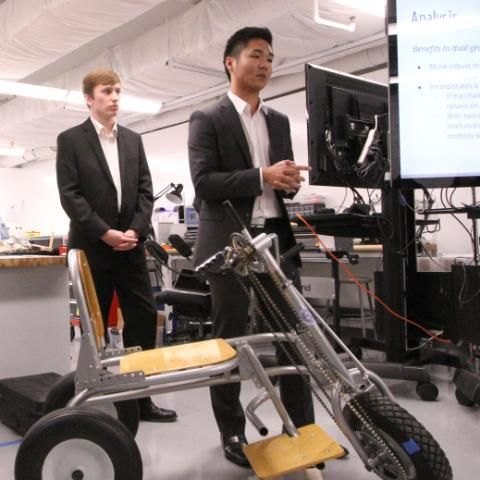 The Wheels Project - Engineering at Wheaton College