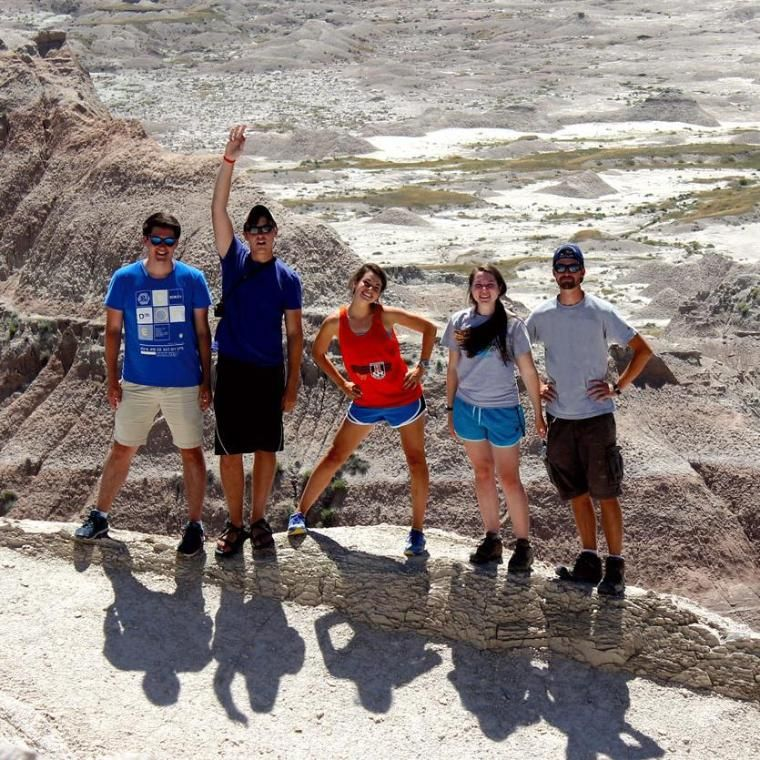 Wheaton College Environmental Science Students