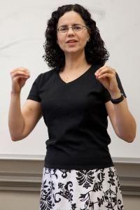 Christine Colon Faculty Headshot