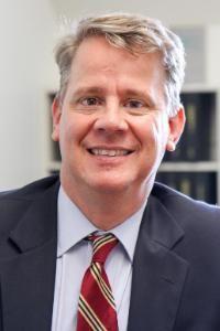 David Lauber Faculty Headshot