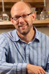 Peter Walhout Faculty Headshot