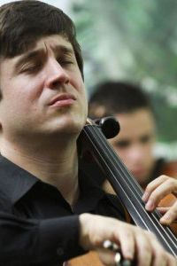 Conservatory Music lecturer cello performance