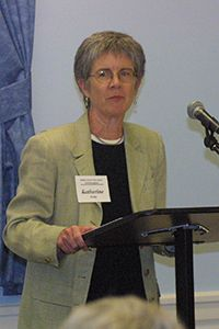 Kathryn Long faculty emeriti photo
