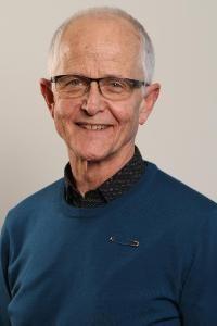 Mike Stauffer Faculty Headshot