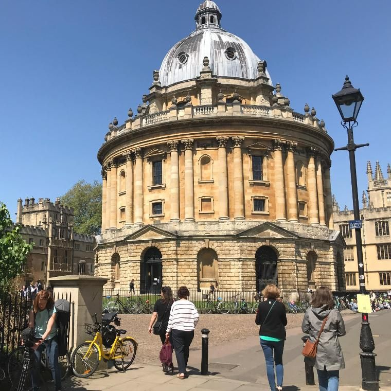 Radcliffe Camera Library - Oxford University