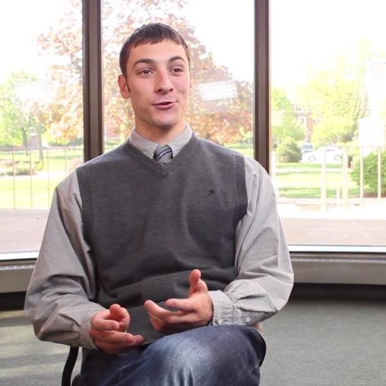 Wheaton College Student