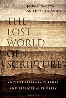 The Lost World of Scripture book