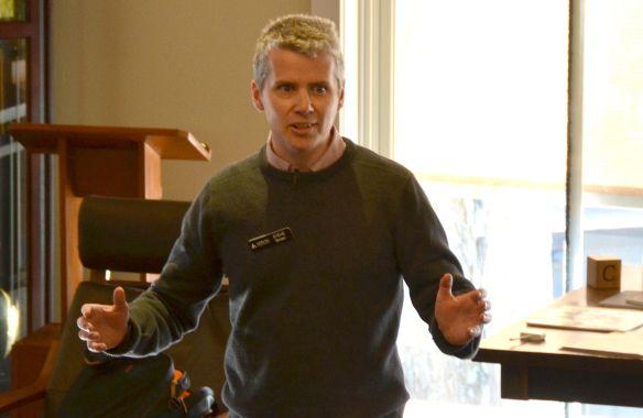 Steve Brown guest faculty evangelism and leadership