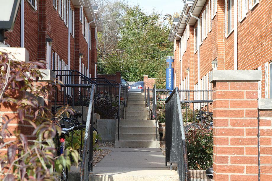 920x613 campus housing buildings