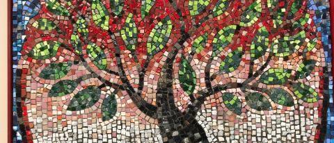 HNGR tree mosaic