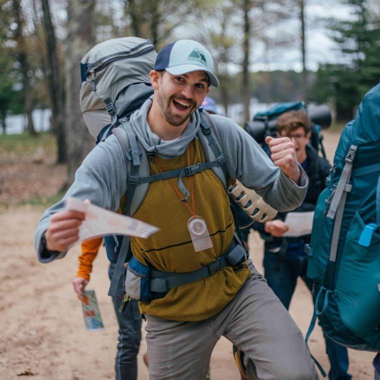 vanguard adam hiking