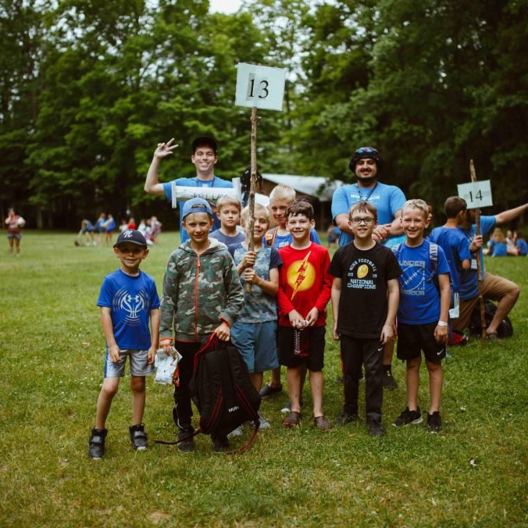 """After the second activity period of the day, campers have structured free time, nicknamed """"OPA"""". The camp store, called the Beehive, is open for campers to purchase snacks and select activities open for cabins to attend. It's a fun and relaxed free time!"""