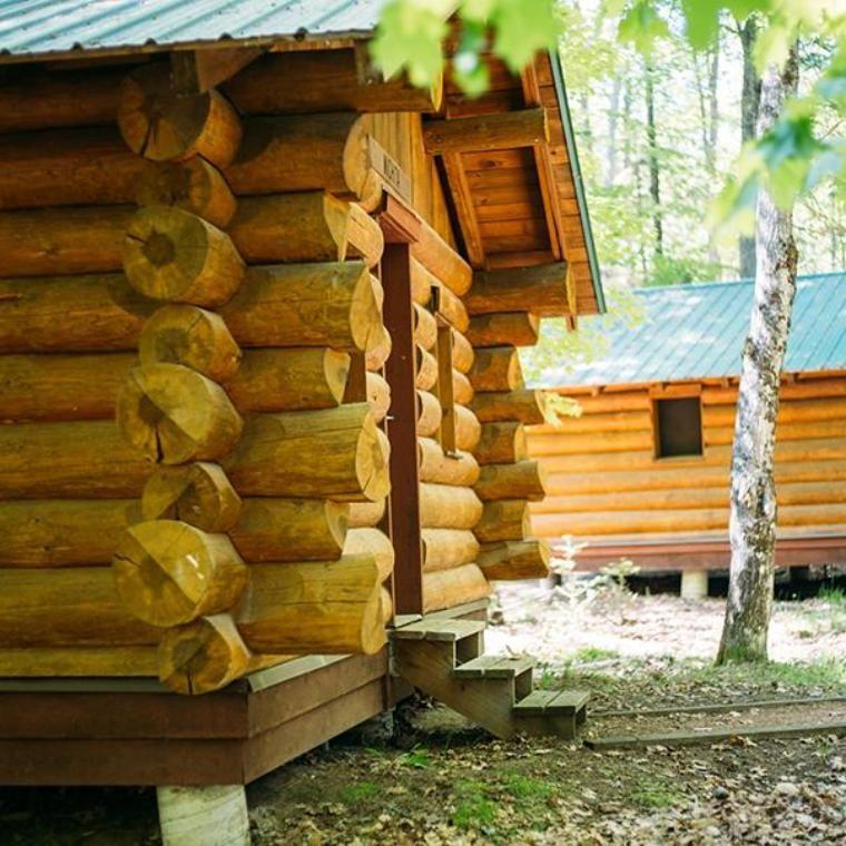 camper cabins at honeyrock