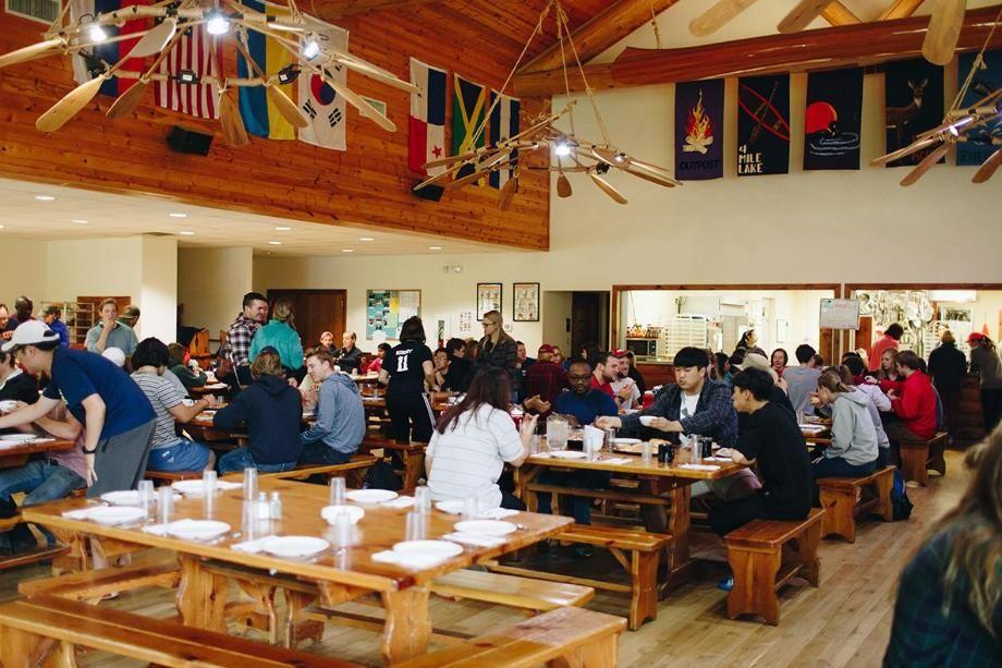 HoneyRock - Chrouser Dining Hall