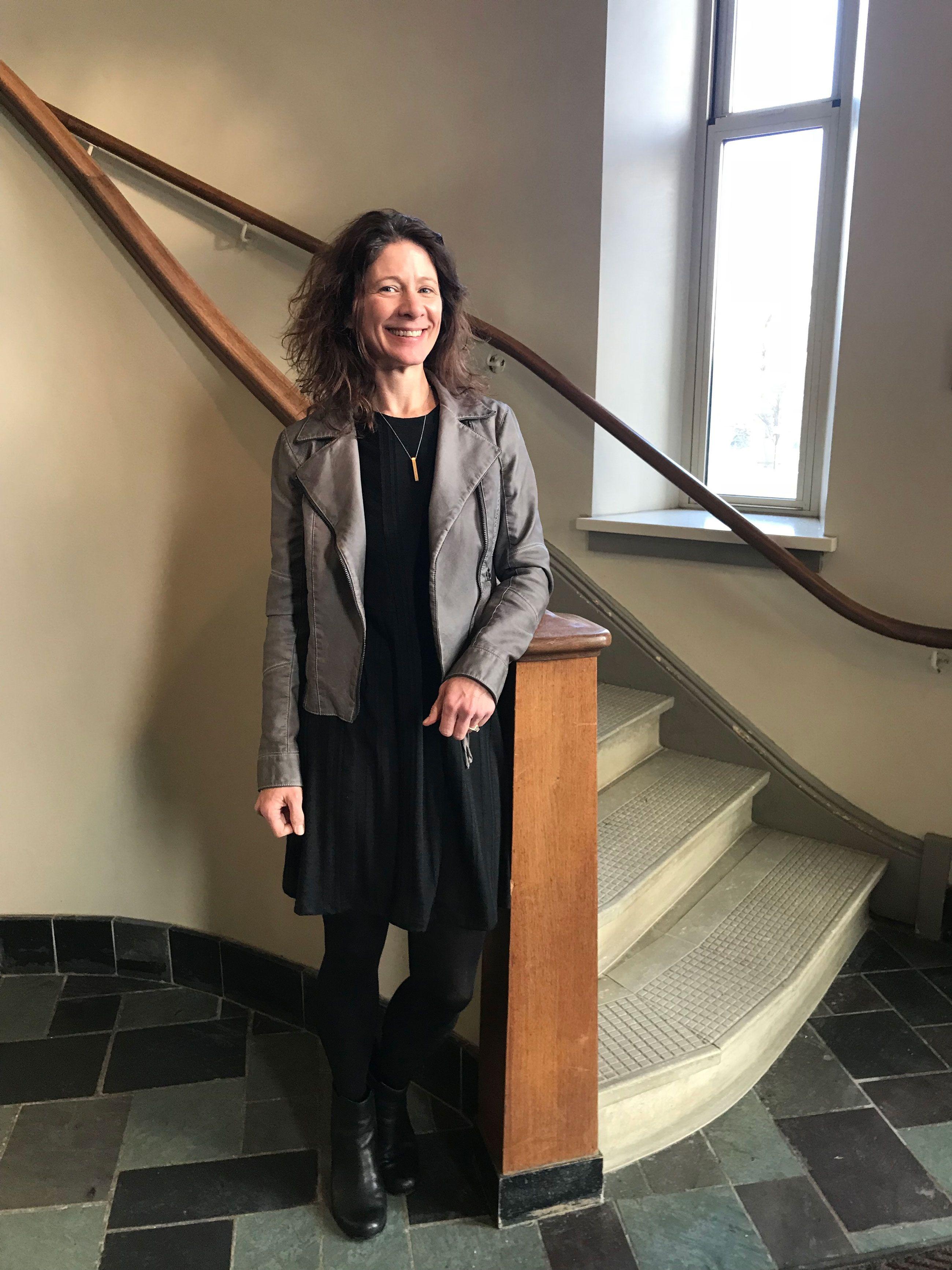 Cheryl Sorenson at Blanchard Hall