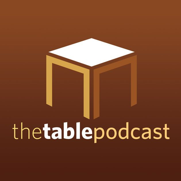The Table Podcast logo