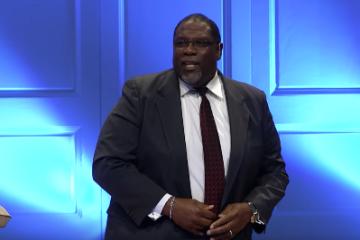 Rodney Sisco Wheaton College Chapel Address