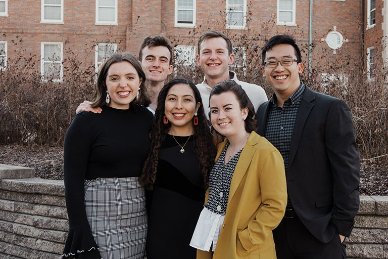 Members of Student Government
