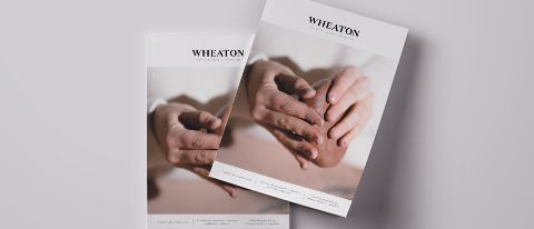 Wheaton Magazine, Winter 2021, Web Header 480x206